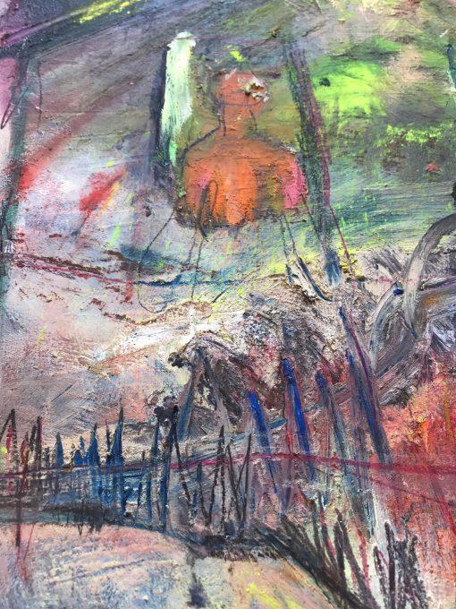"""""""Lifetimes"""" by Juli Morsella - Detail"""