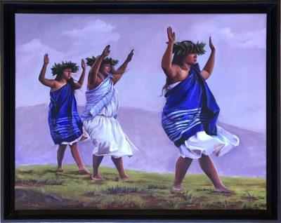 """""""Molokai Dancers"""" by Steve Rinaldi - SMR215"""