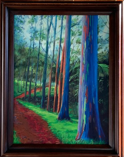 """Painted Forest"" by Steve Rinaldi"