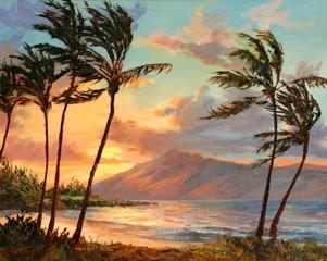 """""""Alaula Kapalua"""" by Betty Hay Freeland"""