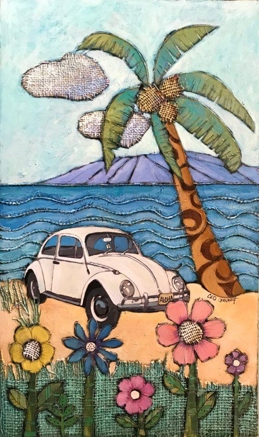 """""""Aloha Maui Day"""" by Cecilia Chenault - CBS039"""