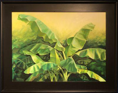 """""""Banana In Sunshine"""" by Steve Rinaldi - SMR146"""