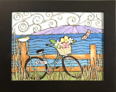 """Beautiful Day For A Ride"" by Cecilia Chenault - CBS037"