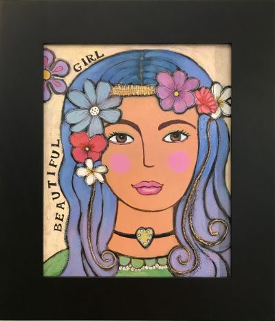 """Beautiful Girl"" by Cecilia Chenault - CBS041"