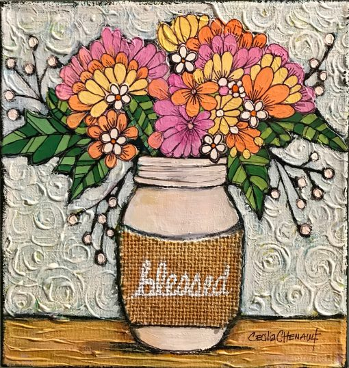 """""""Blessed"""" by Cecilia Chenault - CBSO158"""