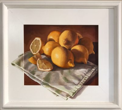 """Lemons Outside The Box"" by Steve Rinaldi - SMR217"