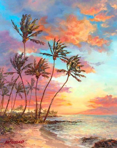"""""""Maui Splendor"""" by Betty Hay Freeland"""