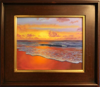 """Maui Sundown"" by Steve Rinaldi - SMR192"