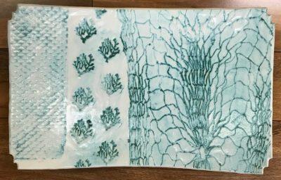 Oceanscape Platter by Arabella Ark - ARK53