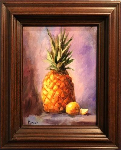 """Single Pineapple"" by Steve Rinaldi - SMR213"
