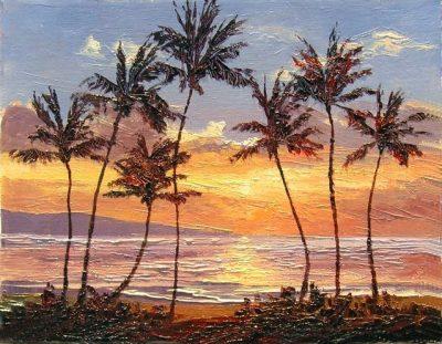 """""""'U'i Maui"""" by Betty Hay Freeland"""