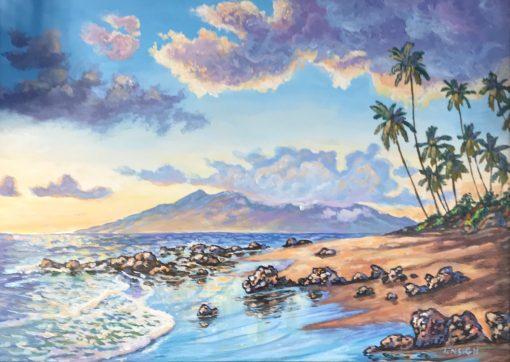 """Wailea Reflections"" by John Ensign - JCE52"