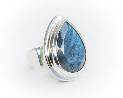 Labradorite Ring by Yasha - YAS568R