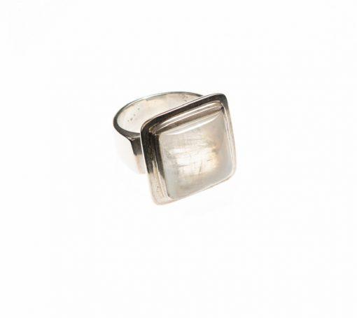 Moonstone Ring by Yasha - YAS638R