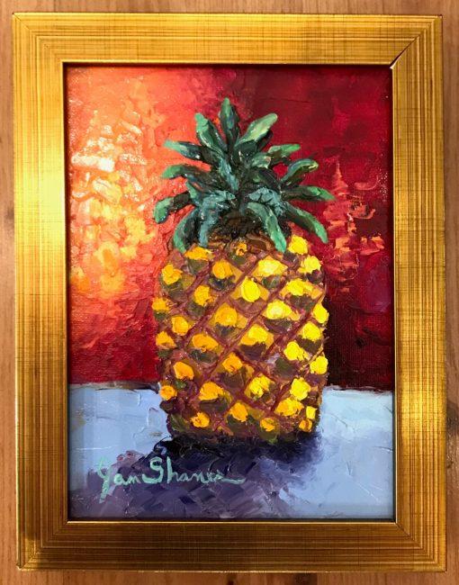 """Maui Gold"" by Jan Shaner"