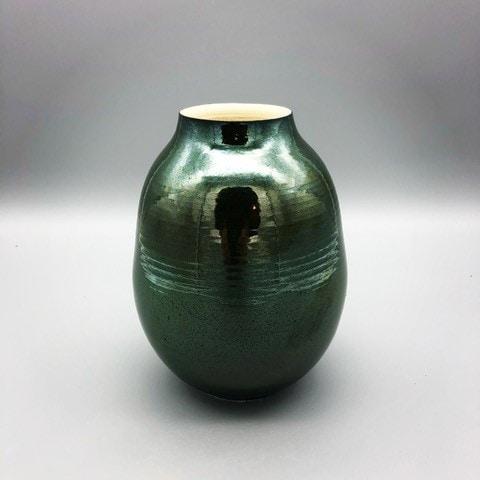 Metallic June Vase, Tall by Brooke Auchincloss - BAU029