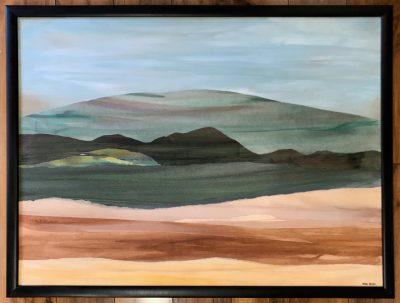 """Mountain View"" by Nina Bindi - BIN03"