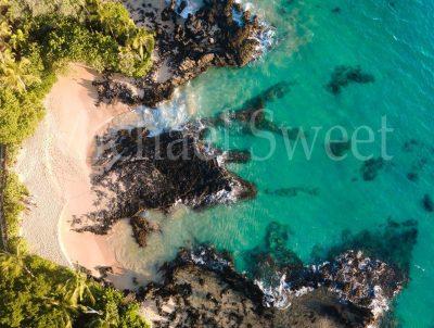 """Aerial Beach"" by Michael Sweet"