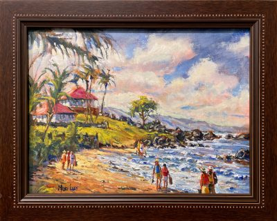 """Mama's Beach"" by Mort Luby - MOL506"