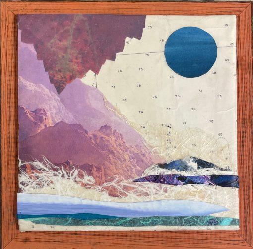 """Inner Journey Series: Maui Moment"" by Nina Bindi - BIN54"