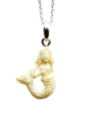 Mermaid Necklace by Alison Wahl - Stellar Jewels - AWA224
