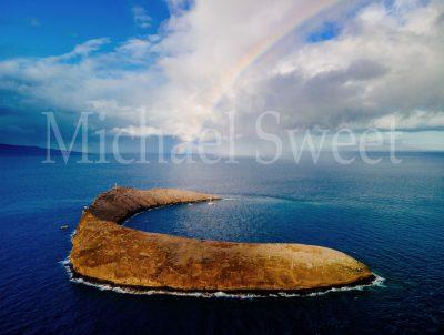 """Molokini Rainbow"" by Michael Sweet"