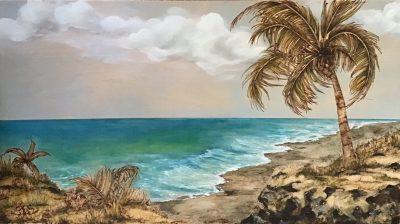 """""""North Shore"""" by Christine Halton - CH588"""