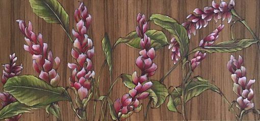 """Pink Ginger"" by Christine Halton - CH584"
