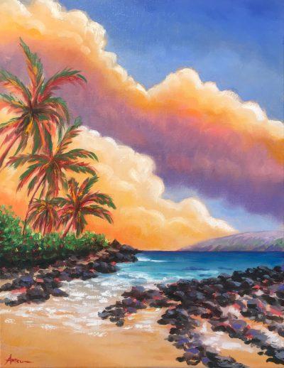 """Secret Cove"" by Ariel Quiroz"