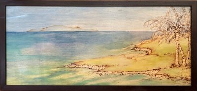"""Sunny Shores"" by Christine Halton - CH536"