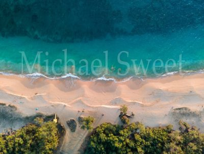 """""""Turquoise Beach"""" by Michael Sweet"""