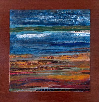 """Turtle Bay Approaching Night"" by Nina Bindi - BIN45"