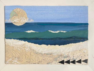 """Inner Journey Series: Wave Journey"" by Nina Bindi - BIN53"