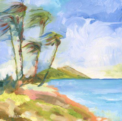 """Cindercone 2"" by Ellen Friel"