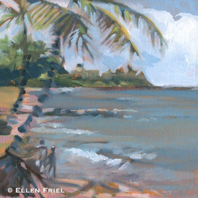 """""""Kihei Coast"""" by Ellen Friel"""