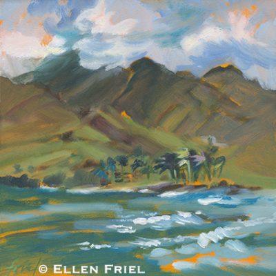 """""""Maalaea"""" by Ellen Friel"""