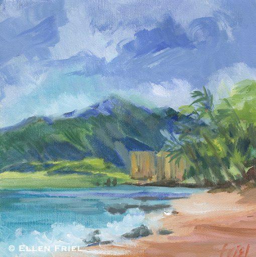 """""""Maalaea View"""" by Ellen Friel"""