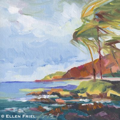 """""""Makena Wind"""" by Ellen Friel"""