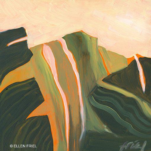 """""""Waterfalls"""" by Ellen Friel"""