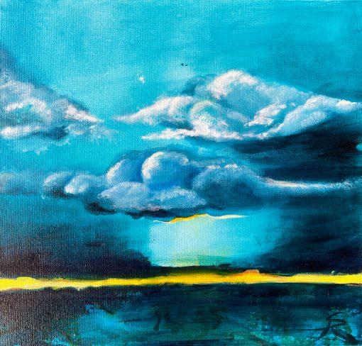 """Kaupakalua Storm #8"" by Sabine Ronge - SAR022"