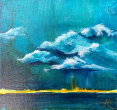 """Kaupakalua Storm #7"" by Sabine Ronge - SAR021"