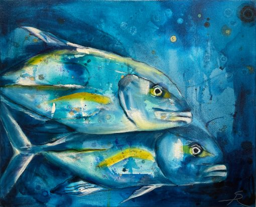 """Omelu"" by Sabine Ronge - SAR003"