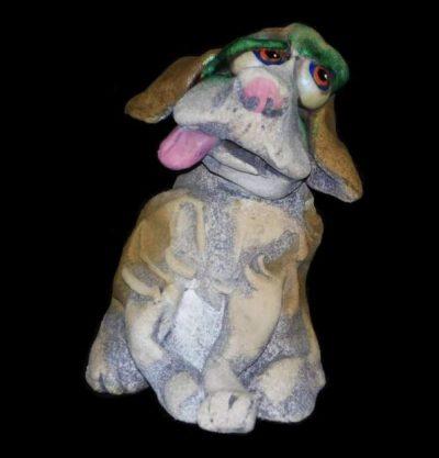 Dinky Dog by Steven Lee Smeltzer - Example