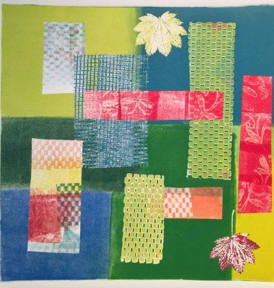"""Prayer Flag"" by Lali Groth"