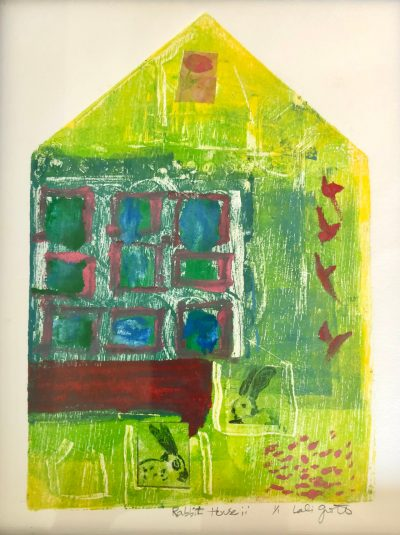 """""""Rabbit House II"""" by Lali Groth"""