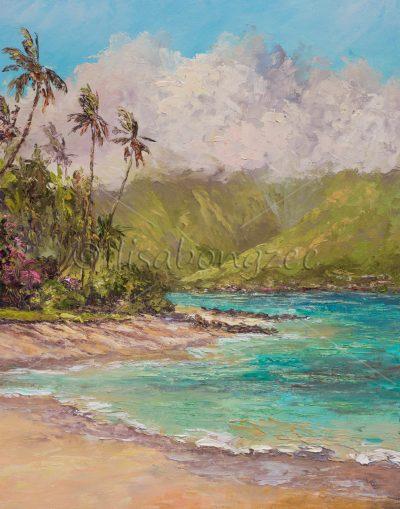 """Sprecks Beach"" by Lisabongzee"